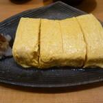 蕎麦切り 晴 - だし巻き玉子