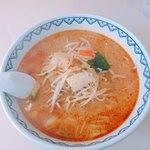 たけいし - 激辛黄河ラーメン