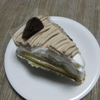 洋菓子のヨシヤ - 料理写真: