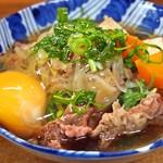 大黒 - 肉豆腐