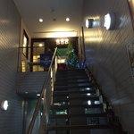 神戸イタリアン KIZUNA - 2階に