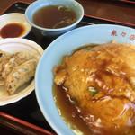 来々店 - 料理写真:♪天津丼セット ¥850