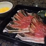 焼にく 和牛食堂 - 豚焼きすき焼き