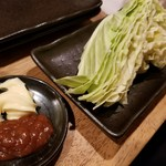78209691 - キャベツ味噌マヨ