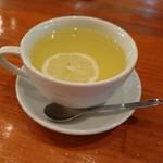 和カフェ yusoshi - 瀬戸内レモンのレモネード!