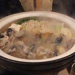 zensekikoshitsusenyaichiya - 【鍋もの】味噌あんこう鍋