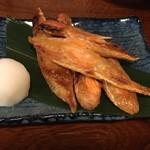 ちゃんこ増位山 - 鮭ハラス焼き