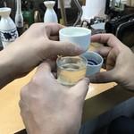 能登屋 - 乾杯!