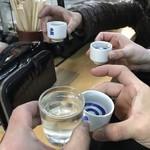 能登屋 - こちらでも乾杯!