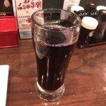古武士 - 300円飲み放題ならワインはCP良しですねー。