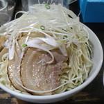 ラーメン海鳴 清川店 - つけ麺(大)