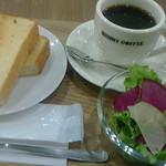 サニー コーヒー - モーニング