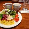 カプリチョーザ ピッツァ&ビュッフェ - 料理写真:1100円ランチ(税込み1188円)