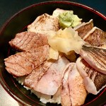 78214539 - 炙り丼