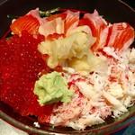 78214544 - 北海丼1,600円