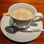 カプリチョーザ ピッツァ&ビュッフェ - ホットコーヒー
