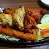 ヒマラヤン食堂 - 料理写真:(2017/11月)タンドリーセット