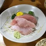 浜慶 - 中トロ1500円