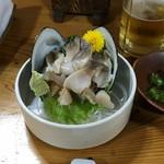 浜慶 - ほっき貝(メニュー外)