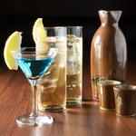 鶏ちゃん焼 時  - 日本酒からカクテルまで豊富に取り揃えております。