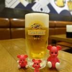 まめ寅 - 生ビール ¥669