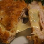 78217126 - チーズと大葉とハム