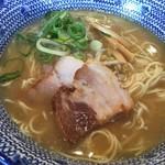 三八製麺所はじめ - 支那そば〜(*゚.▽゚*)/¥620円