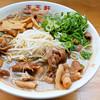 王王軒 - 料理写真:支那そば肉入(小)