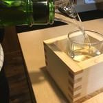 チカイチ - 日本酒はつぎ放題