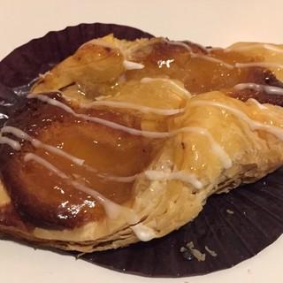 寿堤夢 - 料理写真:アップルパイ サクサクがとても美味しいです。甘さも良い感じです。