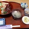 とまり木 - 料理写真:海鮮づけ丼定食