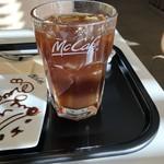 78224180 - アイスコーヒー。