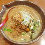 竹田 - 信州味噌ラーメン¥670