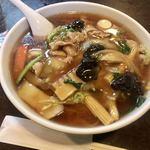 中華成喜 - 「広東麺」(756円)