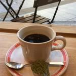 パンとエスプレッソと 南森町交差点 - コーヒー