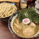78227158 - 「つけめん特製煮番搾り」(1150円)