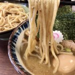 78227166 - 「つけめん特製煮番搾り」(1150円)