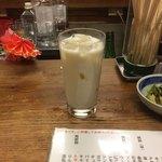 大衆酒場 よっちゃん - 豆乳割り
