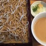 HONMURA AN - ゴマだれ蕎麦