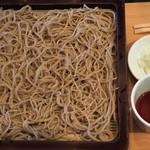 HONMURA AN - せいろ蕎麦