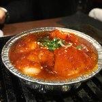 焼肉グレート - コプチャンホイル焼き 580円