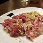 焼肉グレート - タンカルビ 780円