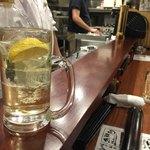 魚祥 - ハイボール 380円