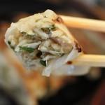 ラーメン横綱 - 餃子の餡