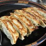 ラーメン横綱 - 黒豚餃子