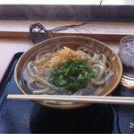 うどん村 - 2011/5/14 12時半 只今、食事中からアップします。今日のかまかけは、固かったです。