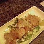 だいにんぐ dorami - 豚トロの塩漬け焼き