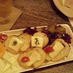 だいにんぐ dorami - チーズの盛り合わせ