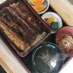 満寿家 - 料理写真:うな重 特 3100円