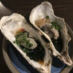 Izakayanomuzu - 生牡蠣
